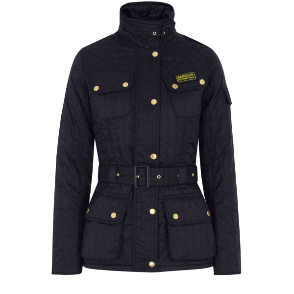 Barbour Women's Millbrook Quilted Jacket - Navy