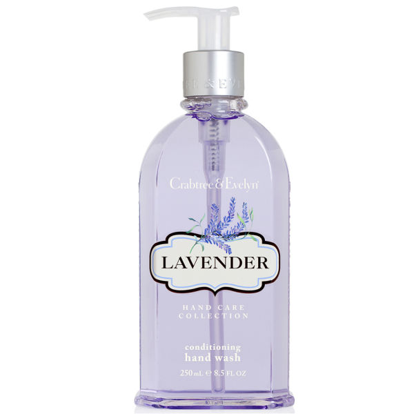 Crabtree & Evelyn Lavender Conditioning Hand Wash (8oz)