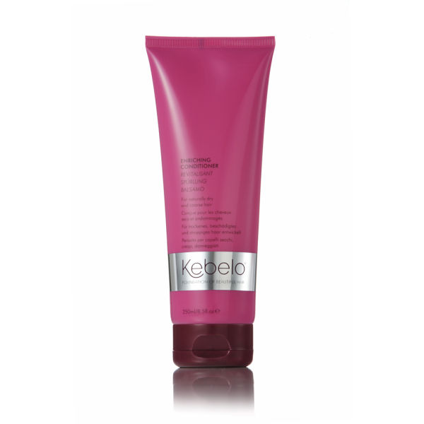 Après-shampooing Kebelo Enriching Conditioner (250 ml)