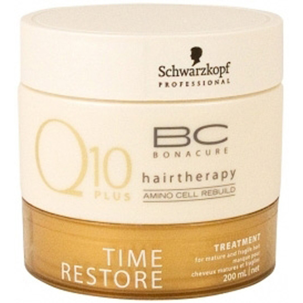 Soin Q10 Time restore BC Bonacure de Schwarzkopf (200ml)