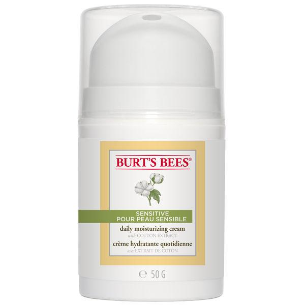Burt's Bees Sensitive Daily Moisturizing Cream  50g
