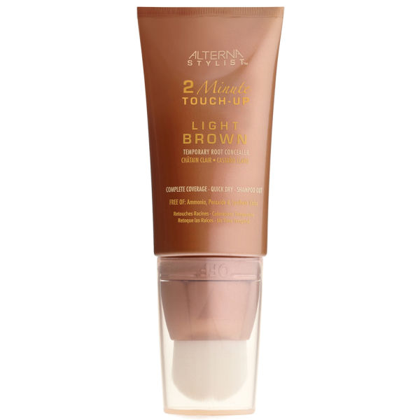 Alterna 2 Minute Root Touch - Light Brown