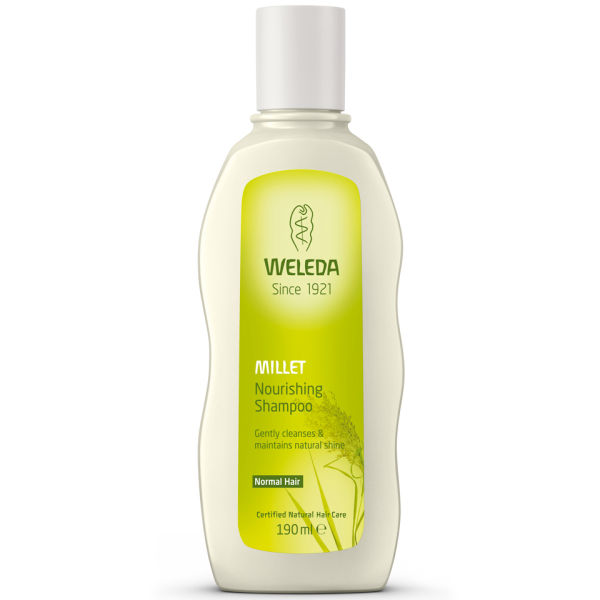 Weleda Millet Nourishing Shampoo (190ml)
