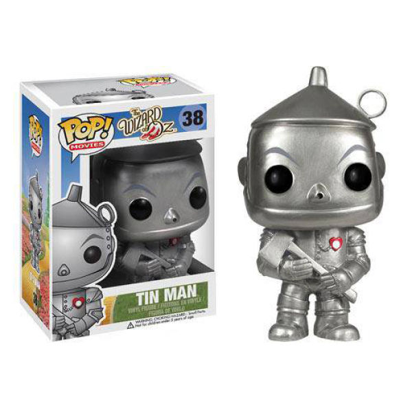 The Wizard of Oz Tin Man Pop! Vinyl Figure