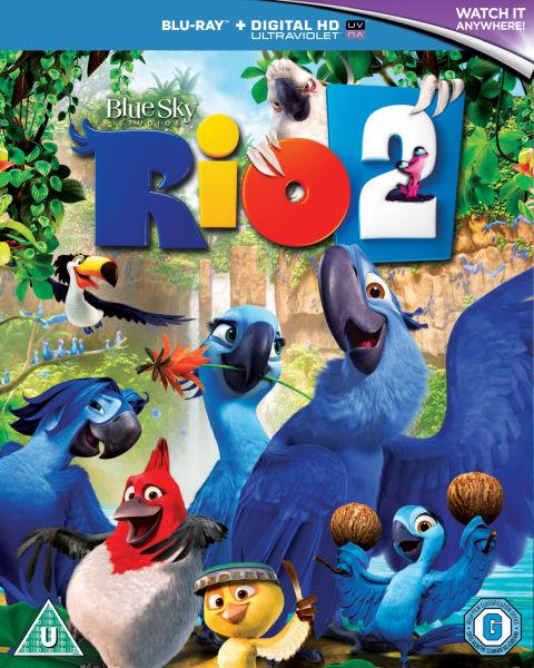 Rio 2 (Includes UltraViolet Copy)