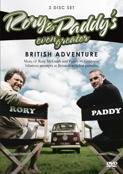 Rory And Paddys Even Greater British Adventure