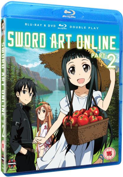 Sword Art Online - Part 2: Double Play (Episodes 8-14)