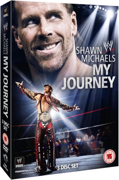WWE: Shawn Michaels: My Journey