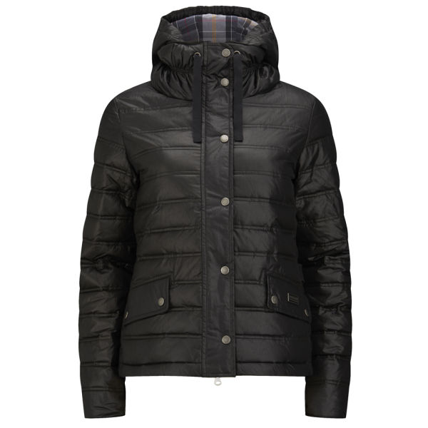 Barbour International Women's Crown Microfibre-Down Fill Jacket ...