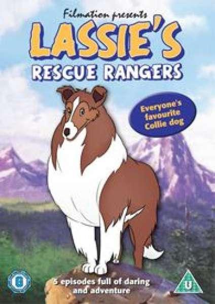Lassie Rescue Rangers Dvd Zavvi