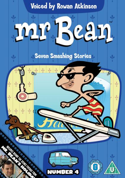 Mr. Bean - The Animated Series: Volume 4 - 20th Anniversary Edition