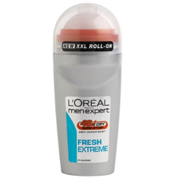 L'Oreal Paris Men Expert Fresh Extreme Deodorant Roll-On (1.7oz)