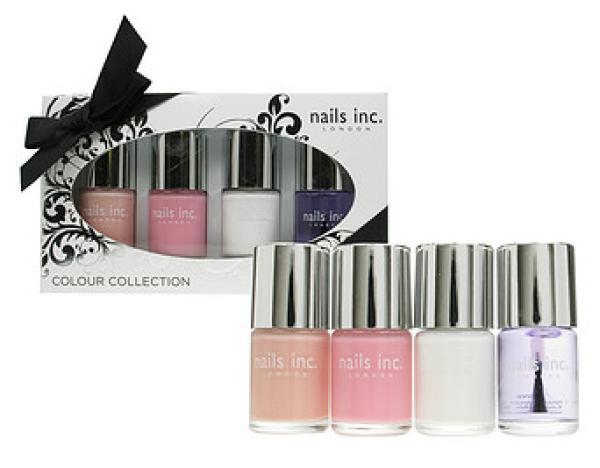 nails inc french manicure set hq hair. Black Bedroom Furniture Sets. Home Design Ideas