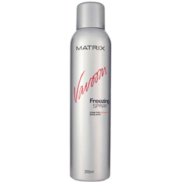 Matrix Vavoom Mega Hold Non - Aerosol Freezing Spray  250ml