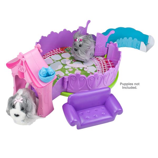 Zhu Zhu Pets House Playset Posh Puppy Playhouse Iwoot