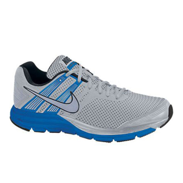 7358e77e7d32 Nike Men s Zoom Structure +16 - Wolf Grey Reflective Sports ...