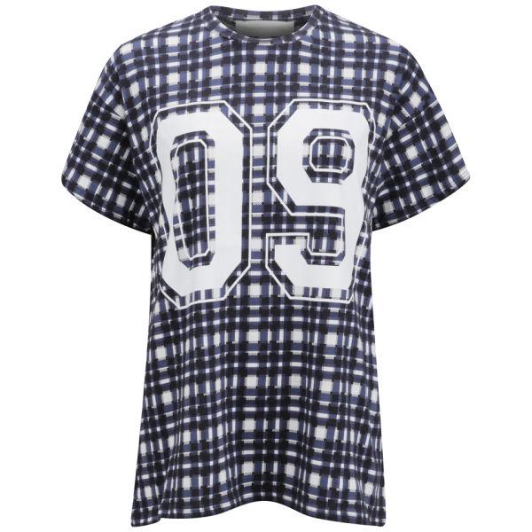 Finders Keepers Women's Oblivion T-Shirt - Tartan Print