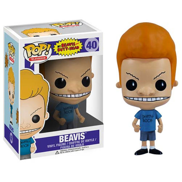 Beavis And But-Head - Beavis Pop! Vinyl Figure