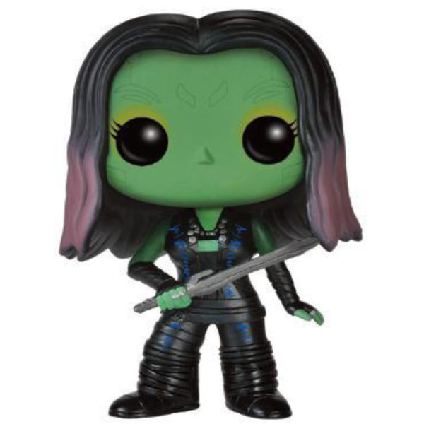 Marvel Guardians Of The Galaxy Gamora Pop! Vinyl Figure