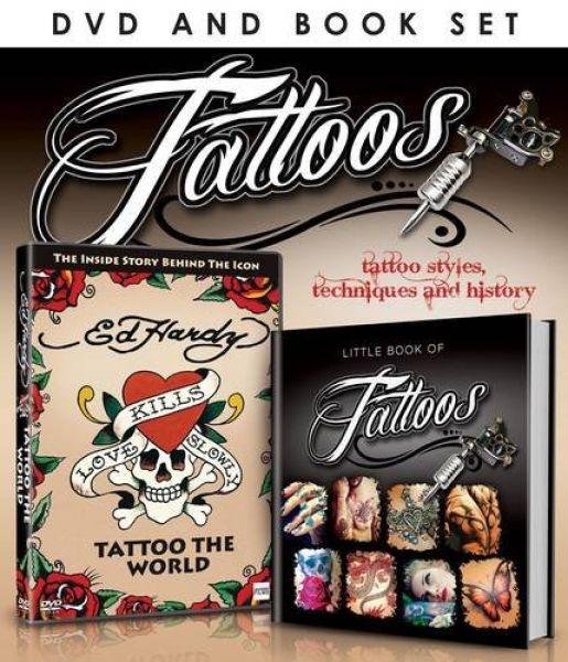 Tattoo (Includes Book)