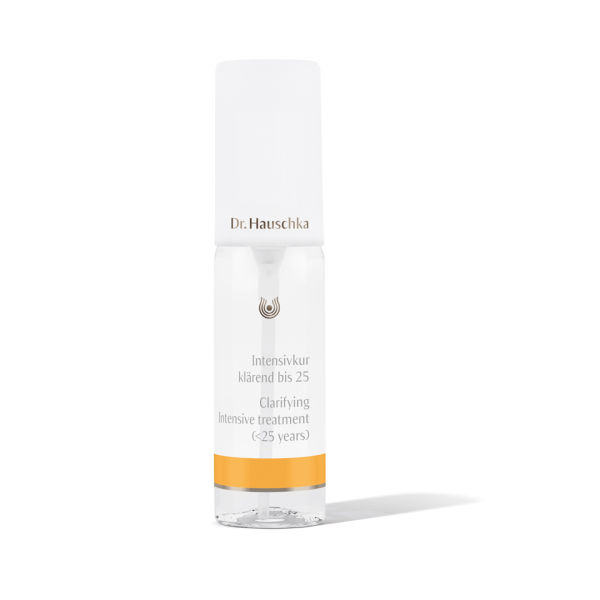 Dr. Hauschka Clarifying Intensive Treatment (upp till 25 år) 40 ml
