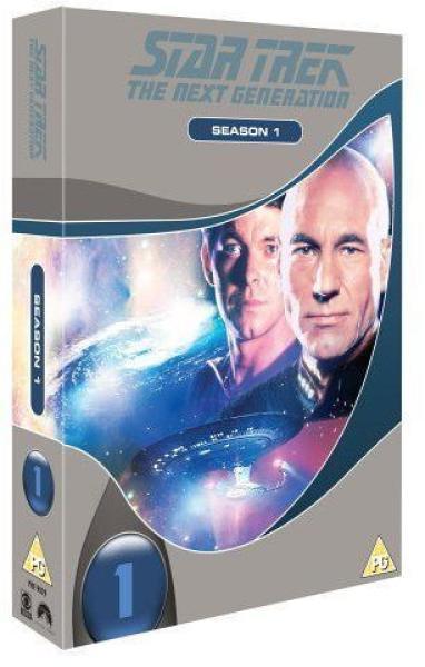 Star Trek The Next Generation - Season 1 [Slim Box]