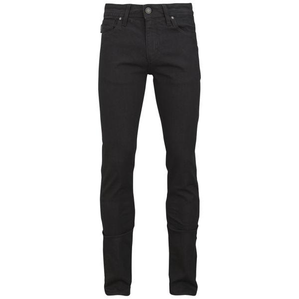 Jack & Jones Men's Originals Ben Skinny Fit Jeans - Black