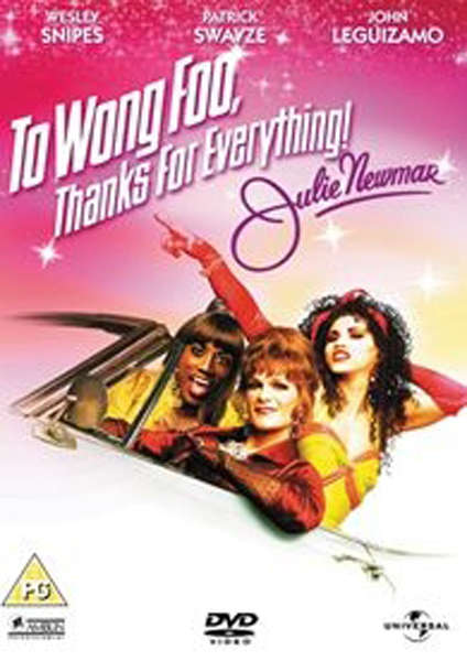 To Wong Foo Thanks For Everything Julie Newmar Dvd Zavvi