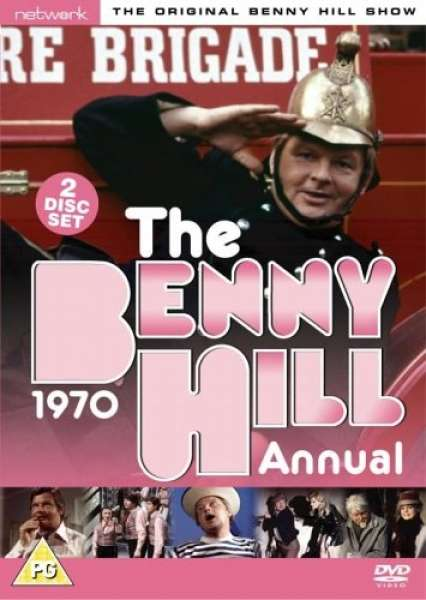 The Benny Hill Annual - 1970