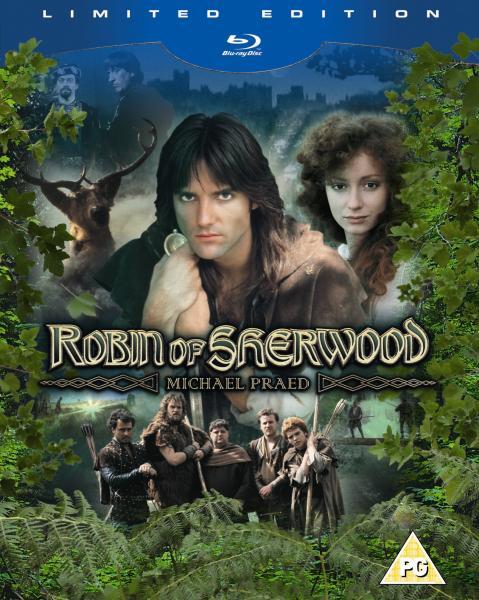 Robin of Sherwood: Michael Praed