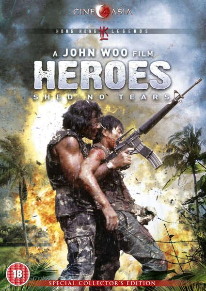 Heroes Shed No Tears Dvd Zavvi