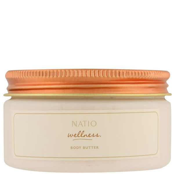 Natio Wellness Body Butter (240g)