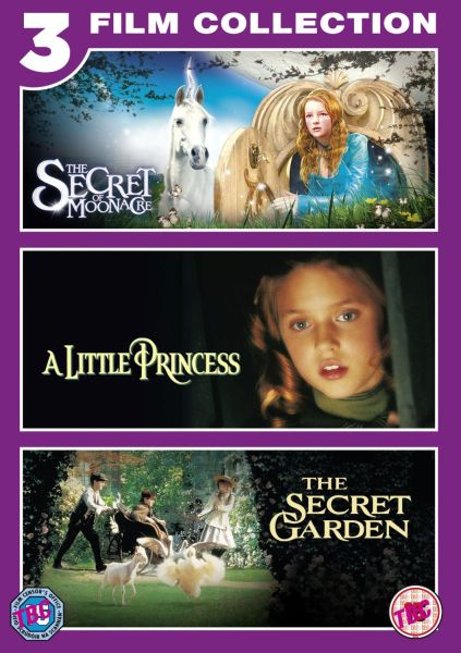 Secret of Moonacre/Secret Garden/Little Princess