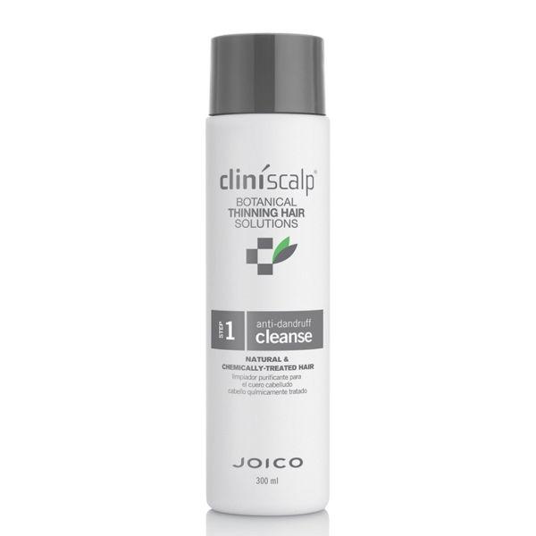 Joico Cliniscalp shampooing anti-pelliculaire cheveux  traités chimiquement (300ml)