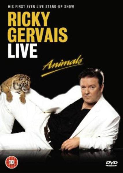 Ricky Gervais - Live: Animals