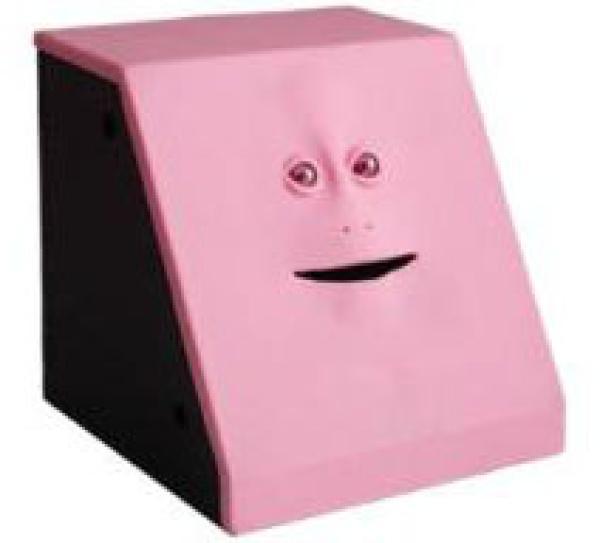 Face Bank Pink