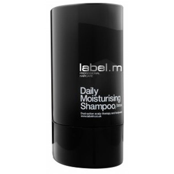 Champú hidratante de uso diario label.men Daily Moisturising (300ml)