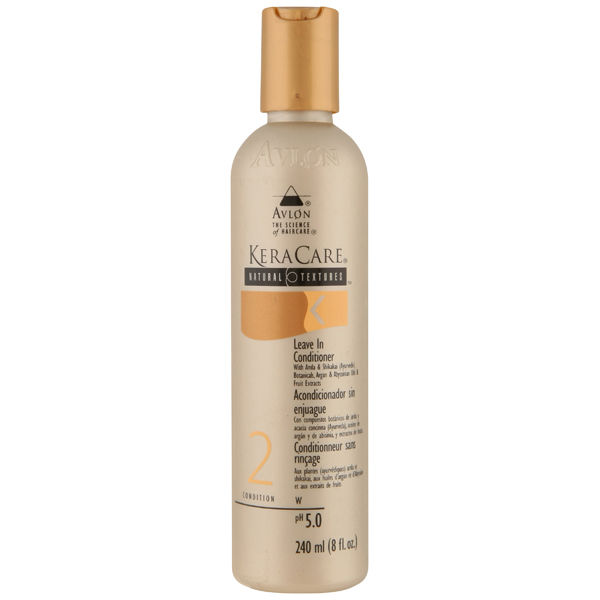 KeraCare Natural Textures Leave In Conditioner (8 oz.)