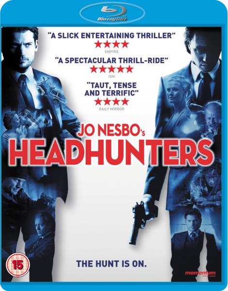 Jo Nesbos Headhunters