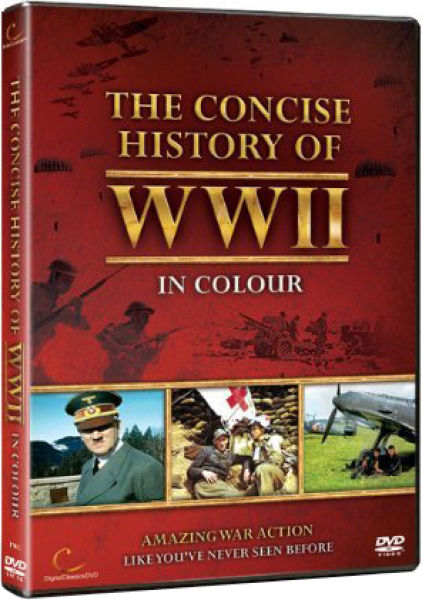 World War II in Colour - Volume 2