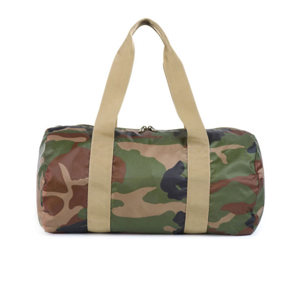 Herschel Supply Co. Packable Duffle - Camo/Khaki