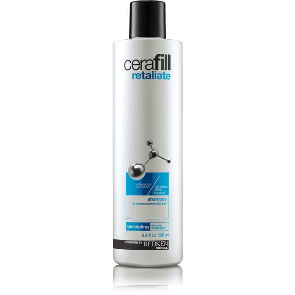 Redken Cerafill Retaliate Shampoo (290 ml)