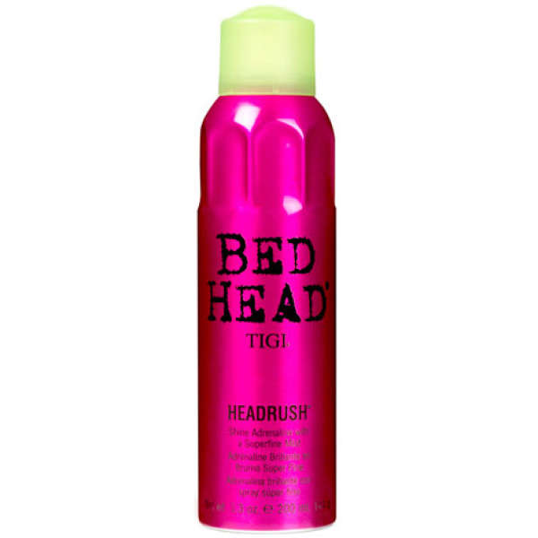 Bruma intensificadora de brillo Tigi Bed Head Headrush Shine Adrenaline 200ml