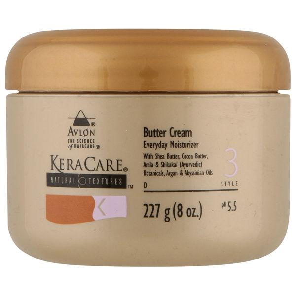 KERACARE NATURAL TEXTURES BUTTER CREAM masque (227G)