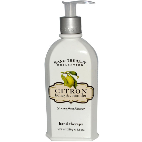 Crabtree & Evelyn Citron, Honey and Coriander Hand Therapy (250 g)