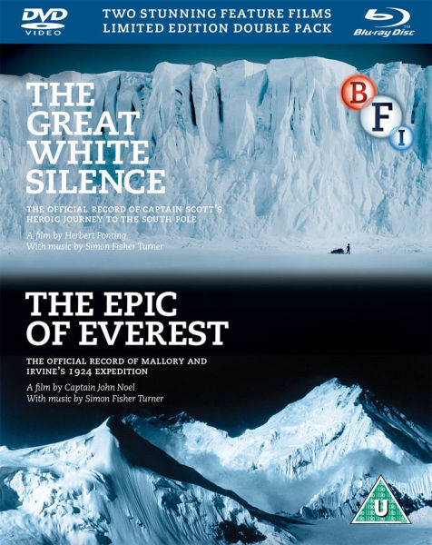 The Epic of Everest / The Great White Silence Box Set