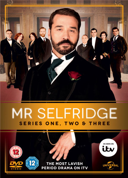 Mr Selfridge - Series 1-3