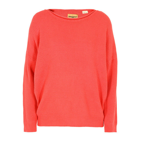 Levi's Made & Crafted Women's Cotton Crew Knit - Pink
