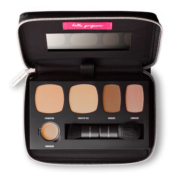 Bareminerals ready to go complexion perfection palette for Joe s bain industrial organization