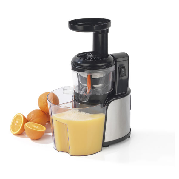 Salter 1 Litre 150w Stainless Steel Slow Juicer IWOOT